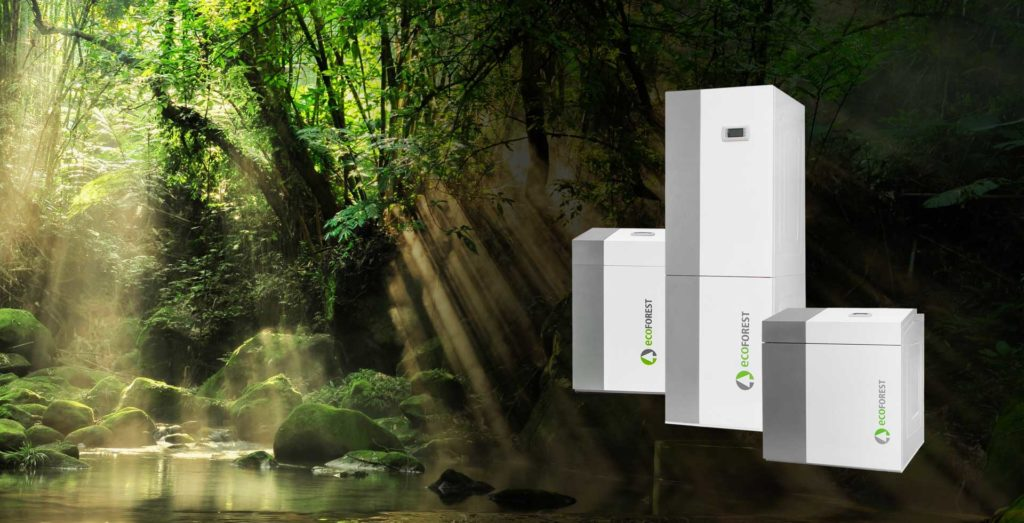 Highlands GeoExchange, Geothermal Energy, Ecoforest exclusive distributor