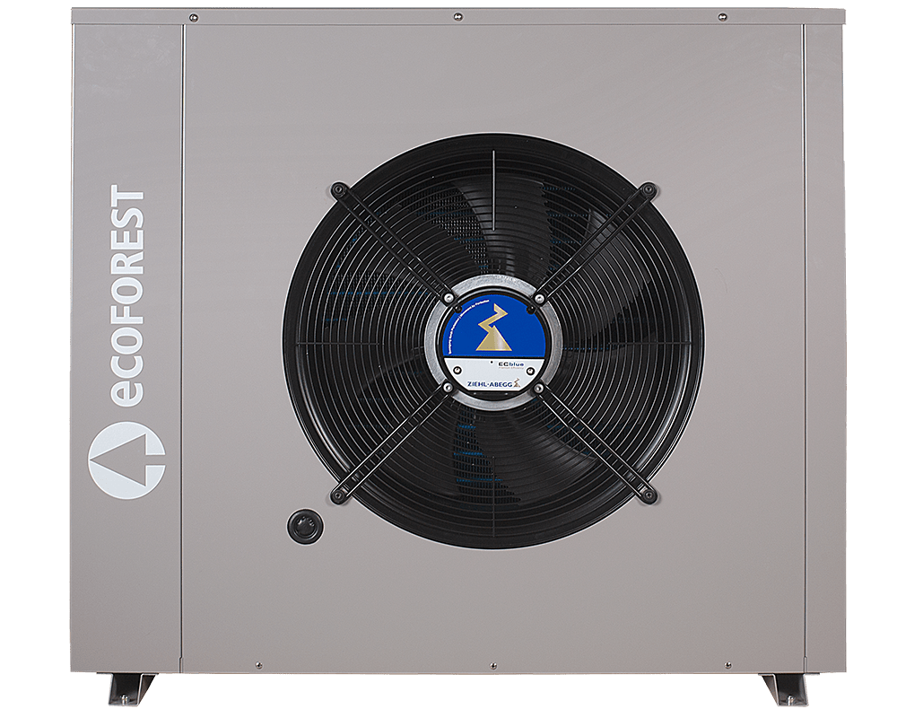 Highlands GeoExchange, Ecoforest Dry Cooler