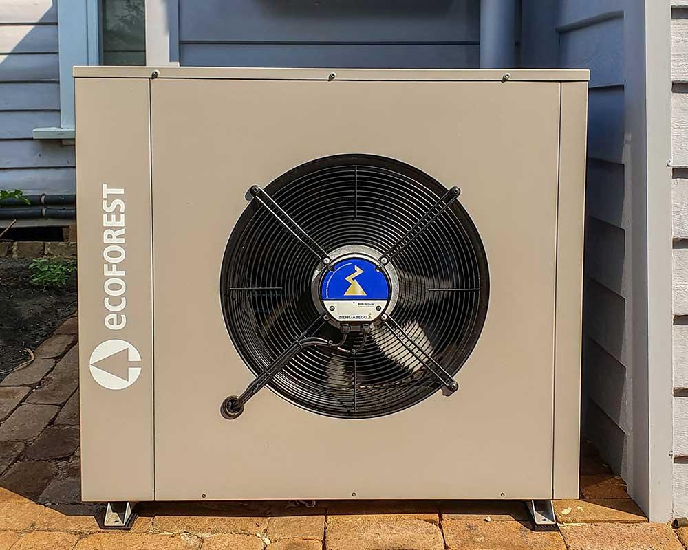 Highlands GeoExchange, Geothermal Energy, Dry Cooler