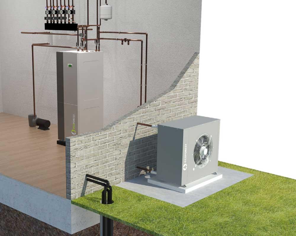 Highlands GeoExchange, Geothermal Energy, Geo Hybrid